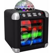 Idance Audio Mini Cube 3 CM-3 Zwart