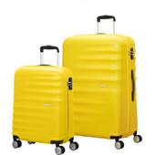 American Tourister WaveBreaker Set A 2 Stuks Sunny Yellow