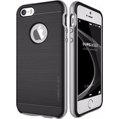 VRS Design High Pro Shield Apple iPhone 5/5S/SE Zilver