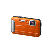 Panasonic Lumix DMC-FT30 oranje