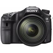 Sony Alpha SLT-A77II + 18-135mm