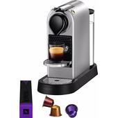 Krups Nespresso Citiz Zilver XN740BNL