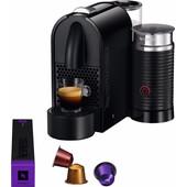 Magimix Nespresso U & Milk M130 Zwart