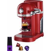 KitchenAid Nespresso 5KES0503 Imperial Red