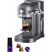 KitchenAid Nespresso 5KES0503 Tin Gray
