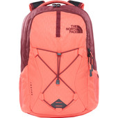 The North Face Womens Jester Cayenne Red Emboss/Regal Red