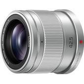 Panasonic Lumix G 42,5mm f/1.7 ASPH O.I.S. Silver