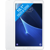 Samsung Galaxy Tab A 10.1 Wifi 16GB Wit