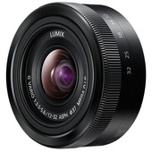 Panasonic Lumix G 12-32mm f/3.5-5.6 Black