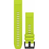 Garmin QuickFit 22mm Siliconen Horlogeband Geel