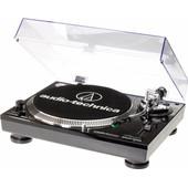 Audio-Technica AT-LP120USBHCBK Zwart