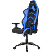 AK Racing Player Gaming Chair Zwart / Blauw