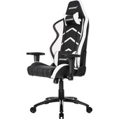 AK Racing Player Gaming Chair Zwart / Wit