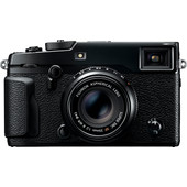 Fujifilm X-Pro2 Zwart + 35mm R WR