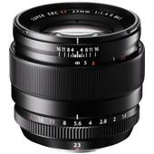Fujifilm XF 23mm f/1.4 R black