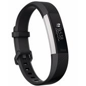 Fitbit Alta HR Zwart - L