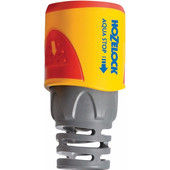 Hozelock Hose Piece Plus With Waterstop