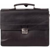 Burkely Vintage Dean Briefcase 3 Black