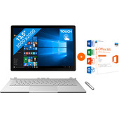 Surface Book - i5 - 8 GB - 128 GB + Office