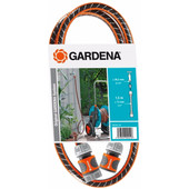 Connectors for garden hoses