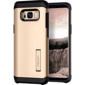Spigen Tough Armor Samsung Galaxy S8 Plus Back Cover Goud