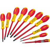 Stanley FatMax VDE 10-piece screwdriver set