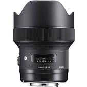 Sigma 14mm f/1.8 DG HSM Art Canon