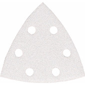 Makita Driehoekschuurschijf 94x94x94 mm K180 Wit (10x)