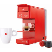 Illy Y3 Espresso & Coffee Red