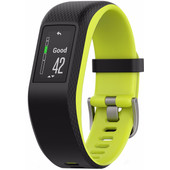 Garmin Vivosport HR Black/Yellow L