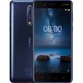 Nokia 8 Blauw