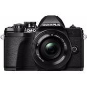Olympus E-M10 Mark III Body Zwart + 14-42mm