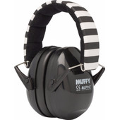 Alpine Muffy Earmuff Black