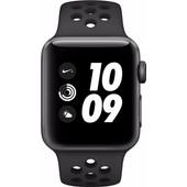 Apple Watch Series 3 Nike+ 38mm Space Grey Aluminium/Zwart Sportband