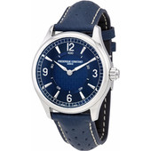 Frederique Constant Horological Blauw/Blauw