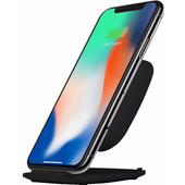 ZENS Wireless Charger Stand 10W Black