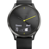 Garmin Vivomove HR Sport Black - M/L
