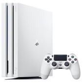 Sony PlayStation 4 Pro 1 TB Wit
