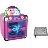 iDance Audio BC-5L Pink
