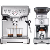 Solis Caffespresso Pro 117 + Caffissima Grinder Koffiemolen