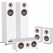 Jamo S 805 HCS Surround Set Wit