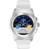 MyKronoz ZeTime 44mm Smartwatch Original White