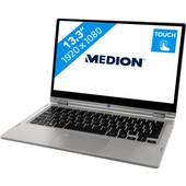 Medion Akoya E3213TS 64GB Silver