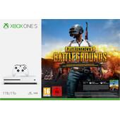 Microsoft Xbox One S 1 TB Playerunknown's Battlegrounds Bundel