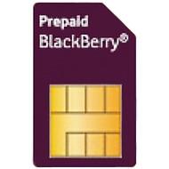 Vodafone BlackBerry Prepaid Simkaartpakket