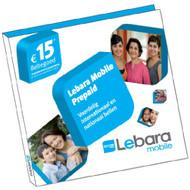 Lebara Prepaid Simkaart