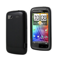 Muvit Minigel Case Black HTC Sensation / Sensation XE