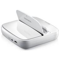 Samsung Desktop Dock White
