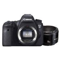 Canon EOS 6D + Canon EF 50mm