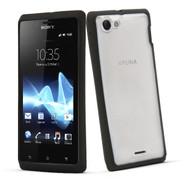 Muvit Bimat Case Sony Xperia J Black